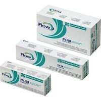 9083006 Flow Silver D DV-57, Size 2 Double, Value Pack, 130/Box, 18201