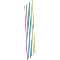 8704006 Spectra F Polyester Finishing Strips Coarse, Yellow, 150/Pkg., 471-88080