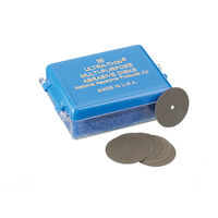 "9511206 Separating Discs Ultra Thin, 7/8""__ x .009""__, 25/Pkg., 1300470"