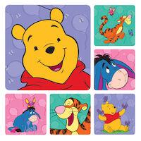 3313206 Disney Stickers Winnie the Pooh, 100/Roll, PS184