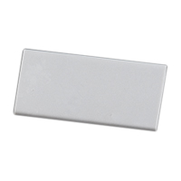 "8433206 Sharpening Stones Arkansas Wedge, 4"" x 1 7/8"" x 3/8"" down, Fine Grit, SS6A"