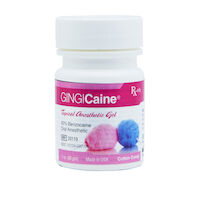9200306 Gingicaine Cotton Candy, 1 oz, 20119