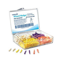 8382506 Wizard Wedges, Anatomical Assorted, 400/Box, 061310
