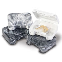 5251906 Charcoal Retainer Cases Charcoal Retainer Cases,24/Bag,7145313