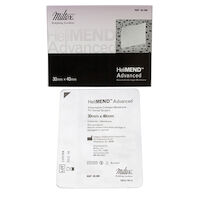 9901316 HeliMEND Absorbable Collagen Membranes Advanced, 30 mm x 40 mm, 62-208