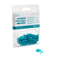 9533416 ContactPro Wood Wedge, Small, Refill, 300/Pkg., 291747