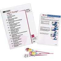 8781516 Adper Prompt L-Pop L-Pop Applicators, Self Etch, Light Cure, 40/Box, 41925