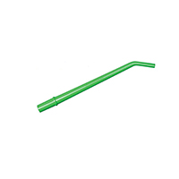 "2211616 Surgical Aspirator Tips 1/4"", Green, 25/Pkg., ST-1023"