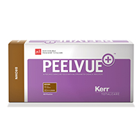 """9558716 PeelVue Sterilization Pouches 5.25"""" x 12"""", Brown, 200/Box, 31619"""