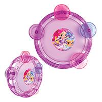 3310126 Shimmer and Shine Tambourines Tambourines, 24/Pkg.