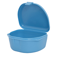 "0903226 Retainer Boxes 1.5"", Neon Blue, 12/Pkg., 25R550N"