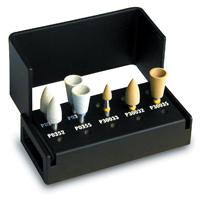 9590426 Indirect Restorative, Adjust and Polish, Logic Sets CeraGlaze Intra-Oral Polish, LS-503
