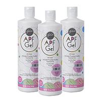 9520826 Gelato APF Gel Strawberry, 16 oz., 24-03377