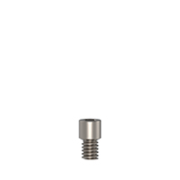 4970436 Low Profile Connector Prosthetics Cylinder Screw, 3.8 mm, AGM-207-SCF