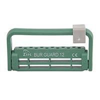9536836 Bur Guards 12-Hole, Green, 50Z406D