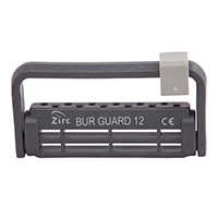 9536846 Bur Guards 12-Hole, Gray, 50Z406I