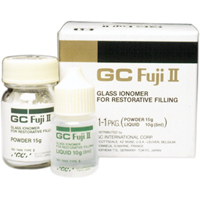 9537156 GC Fuji II Pale Yellow (21), 1:1 Package, 000101