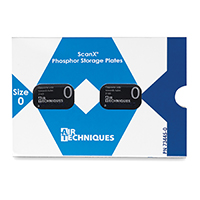 8270656 Intraoral Phosphor Sensors Size 0, 2/Pkg., 73445-0