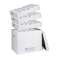 "0906756 Ortho Model Storage Top Loading, 15""H x 19½""W x 13¼""D, 4/Pkg., 37810"