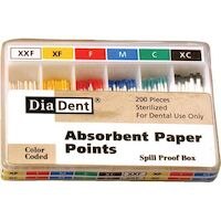 9547856 Paper Points - Color Coded Accessory Spill Proof, Coarse, 200/Pkg., 202-605