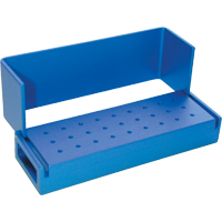 9590066 Aluminum Bur Blocks 15 FG, Blue, AB300-1U