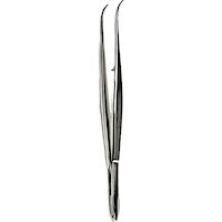 9904166 College Cotton Pliers 317 College, Serrated Tips, 66-317