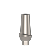 4970266 Esthetic Cemented Abutments 1 mm x 10 mm, AGM-802-1