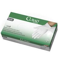 5039266 CURAD Nitrile Exam Gloves X-Large,130/Box,Blue,CUR9317H