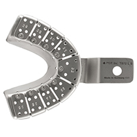 8900366 Windowtray Implant Impression Tray Lower Small, T872