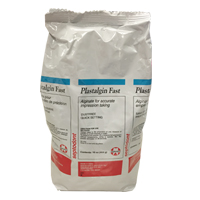 9517666 Plastalgin Apricot, 16 oz., Bag, 01-C1000
