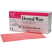 8700376 Beauty Dental Wax White, Soft, 1 lb., 120-57130