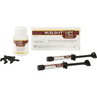 9470376 Build-It Light Cure Core Material Single Dose, Kit, 0.25 g, 30/Box, N32U