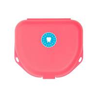 "9538286 Imprinted Retainer Boxes 1"", Neon Pink, 24/Pkg., 25P500S"