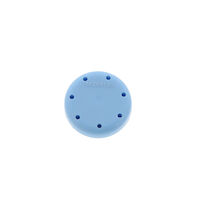 2211786 Round Magnetic Bur Blocks Blue, 7-Hole, 400BS-S2