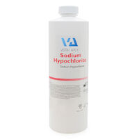9507786 Sodium Hypochlorite 6% Solution, 16 oz. Bottle, 317008