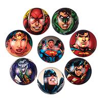 3310096 DC Comics Foam Balls DC Comic Foam Balls, 50/Pkg.