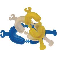 3410296 Zap Dual Arch Fluoride Gel Tray Large, Blue, 50/Pkg., YFTHL