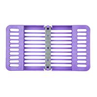 9537496 Compact Instrument Cassettes Vibrant Purple, Cassette, 50Z915R