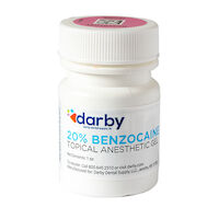 9502996 20% Benzocaine Gel Raspberry, 1 oz.