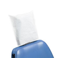 """5250607 Headrest Cover Tissue/Poly Headrest Cover,10"""" x 10"""",27600"""