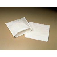 "9907707 Headrest Covers All-Poly, 13"" x 13"", White, 500/Pkg, 919631"
