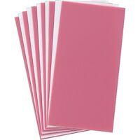 8700317 Beauty Dental Wax Pink, X-Hard, 1 lb., 116-56630