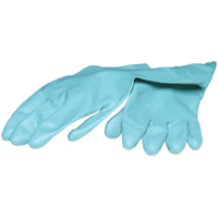 9539717 Heavy Duty Nitrile Utility PF Gloves Large, 1 Pair, 653-53191301