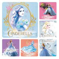 3310817 Disney Stickers Cinderella, 100/Roll, PS587