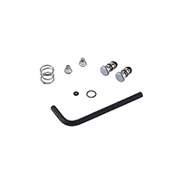 8270827 Quick-Clean Standard Syringe Syringe Buttons & Repair Kit, 3098