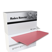 8496037 Modern Materials Baseplate Wax Shur, X-Hard, Pink, 5 lb. Box, 50093252