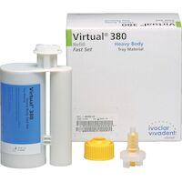 9532237 Virtual 380 Virtual Dynamnic Mixing Tips, 50/Pkg., 600158, Yellow