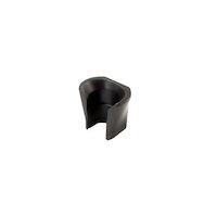 9334537 Spare Parts Replacement Vacuum Holder, Black Plastic, 5943