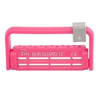 9536837 Bur Guards 12-Hole, Vibrant Pink, 50Z406S