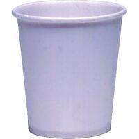3411047 Solo Cups 3 oz., No Wax, White, 100/Pkg, SOLO44